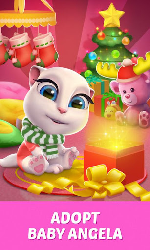 My Talking Angela