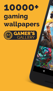 Gamer's Gallery – Gaming Wallpapers 2.6.2 Mod APK Latest Version 1