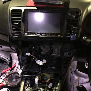 レガシィツーリングワゴン BP5 2.0GTのカーナビのカスタム事例画像 masashi@teamZEROさんの2018年12月26日21:38の投稿