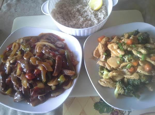 Mertzie's Spicy Steak Stir Fry Recipe