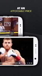 DAZN Live Fight Sports: Boxing, MMA & More APK screenshot thumbnail 5