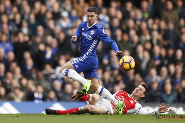 """Hazard: """"J'essaie d'être ce genre de joueur qui crée quelque chose dès qu'il a le ballon"""""""
