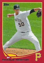 Photo: 2013 Topps Update Target Red