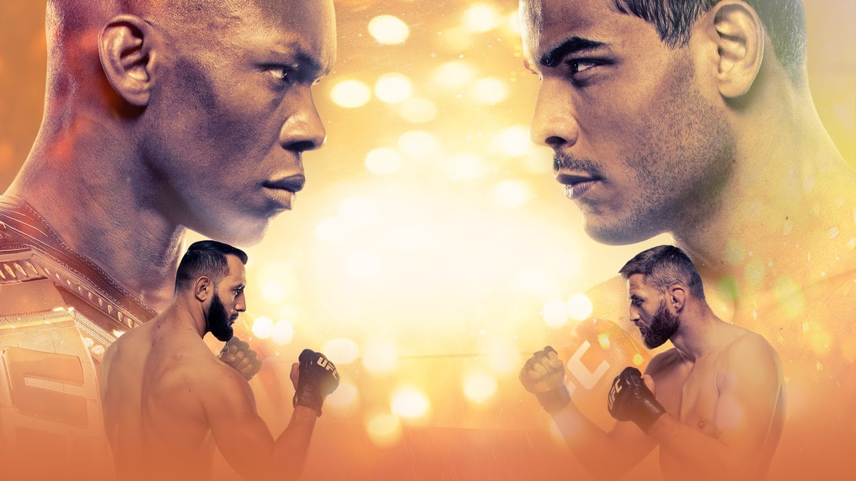 Watch UFC 253 Countdown: Adesanya vs. Costa live