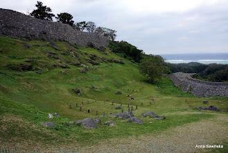 Photo: Nakijin Castle ruins