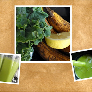 Brown Banana Green Smoothie