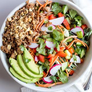 Thai Chicken Chopped Salad Recipe