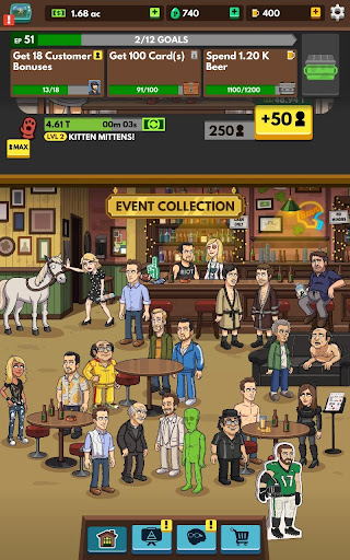 Itu2019s Always Sunny: The Gang Goes Mobile apkpoly screenshots 8