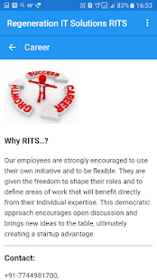 Regeneration IT Solutions RITS - náhled