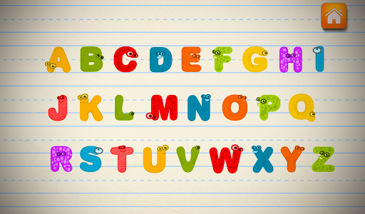 Alphabet Tracing ABC for Kids