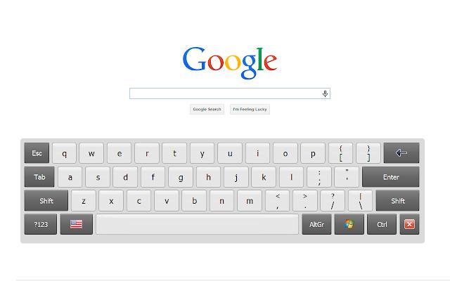 Hot Virtual Keyboard Extension