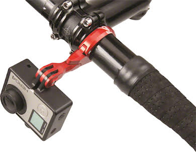 K-Edge Go Big Pro Universal Camera and Light Handlebar Mount 31.8mm alternate image 3