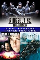 Final Fantasy Triple Feature
