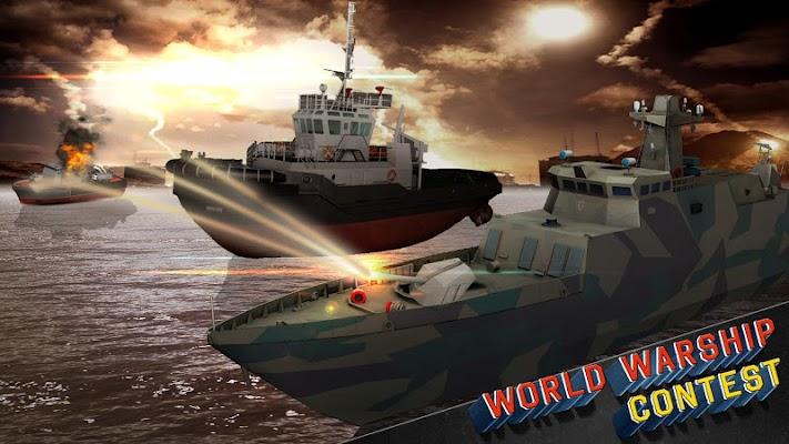 Global Warship Battle - screenshot