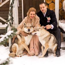 Wedding photographer Nadya Vanil (vanil). Photo of 16.02.2018