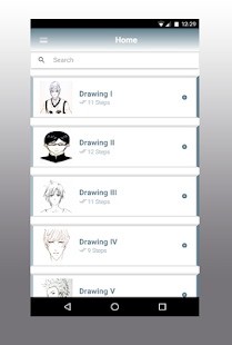 How To Draw Anime Boys step by step - náhled
