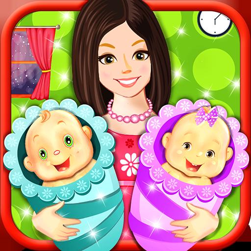 我的新雙胞胎嬰兒護理 休閒 App LOGO-硬是要APP