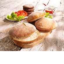Abbildung Burger Brötchen