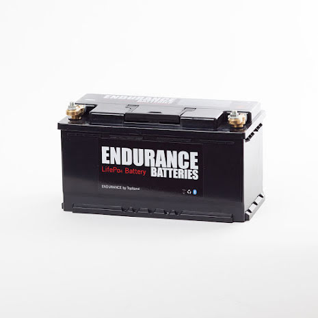 Endurance Litium 12V 96Ah Heat