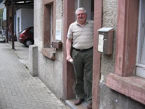 Photo: Unser Schulden-Fachmann Herr Risch