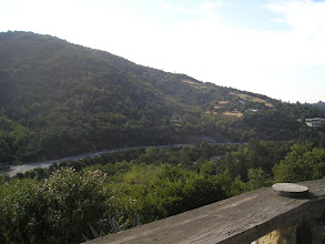 Photo: 2009 View west from Testarossa Winery. Los Gatos, CA. Inspiration for next painting.