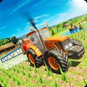 Modern Farming 3D icon