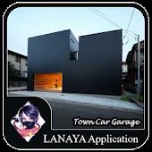 Town Car Garage Design