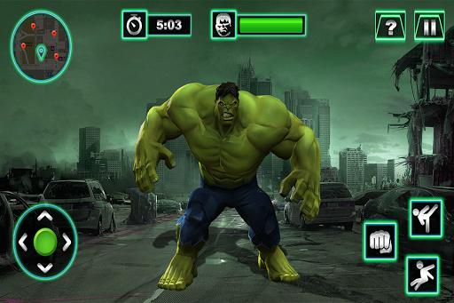 Grand Superhero City Fighter Pro: Robot Adventure  screenshots EasyGameCheats.pro 2