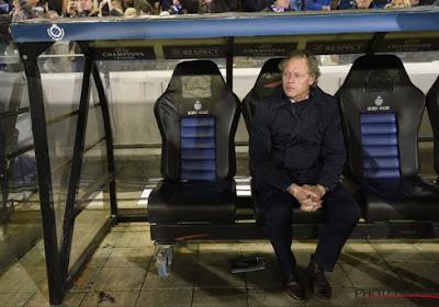 Pech voor Club Brugge: Preud'homme moet brommen