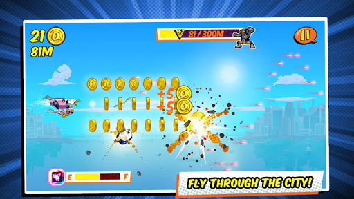 Run Run Super V v1.19 APK+DATA (Mod)