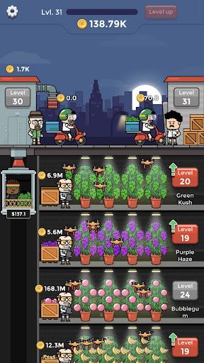 Weed Factory Idle apkdebit screenshots 4