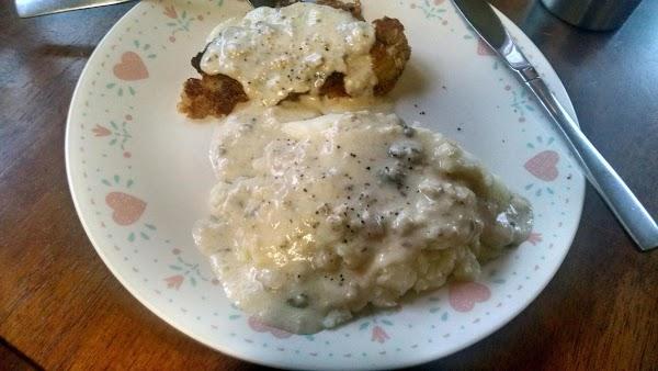 Ellen's Crispy Fried Chicken Recipe