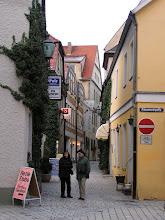 Photo: 42190827_Niemcy_Bayreuth_uliczka