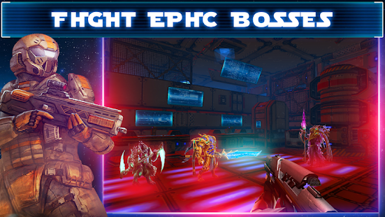 Star Galaxy Super Heroes Force - FPS Game- screenshot thumbnail