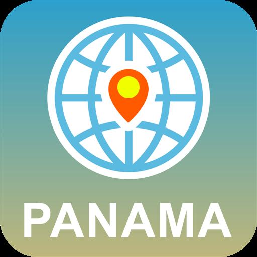 パナマ 地図オフライン 旅遊 App LOGO-APP開箱王