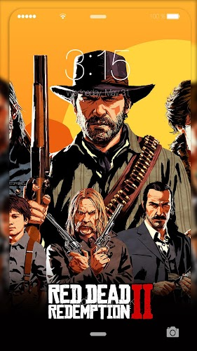 Download RDR 2 : Red Dead Redemption 2 HD wallpapers APK latest