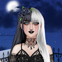 Goth Wedding - Gothic Bridal Makeover icon