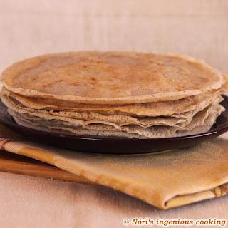 Vegan & Gluten-free Galettes - Buckwheat Pancakes, Thin & Light As Air!
