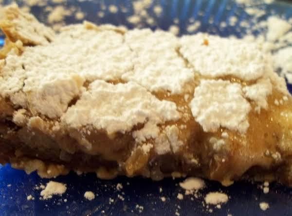 Coconut, Pecan Squares Recipe