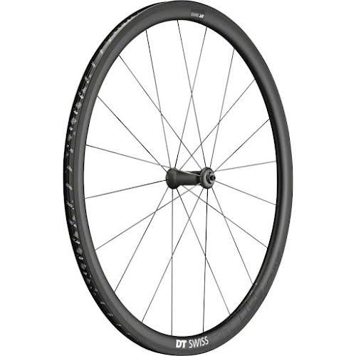 DT Swiss PRC 1400 35 Spline 700c Front Wheel