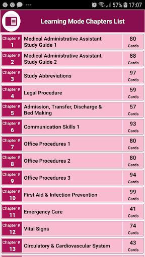 Certified Medical Administrative Assistant (CMAA) screenshot 5