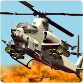 Helicopter War: Aerial Threat