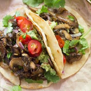 Vegetarian Mushroom Tacos Recipes.
