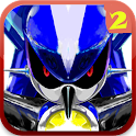 Jumping Sonic Robot icon