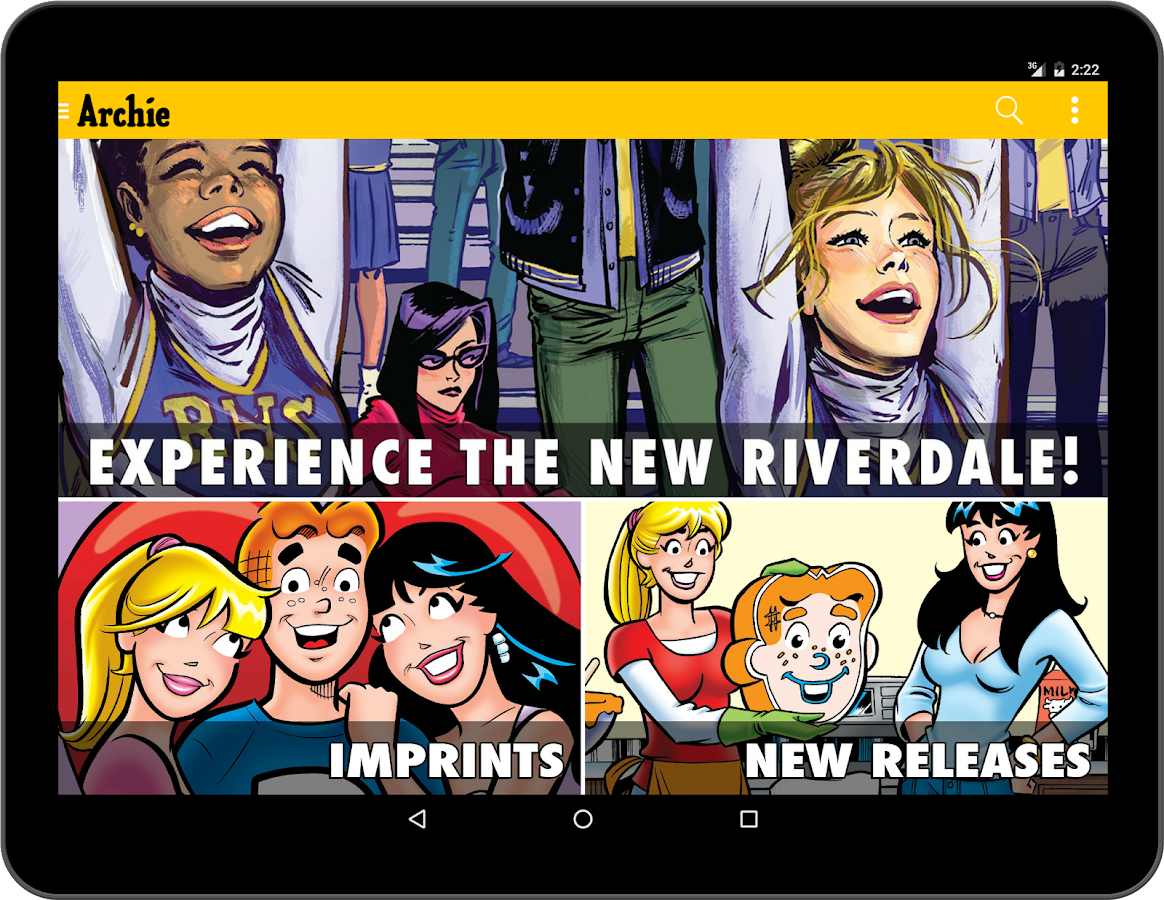 Archie Comics- screenshot