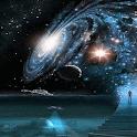 Milky Way Live Wallpaper icon