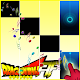 Super Dragon Ball Piano Tiles Magic Game