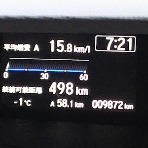 フリード GB7 HYBRID EX Honda SENSING 2019のカスタム事例画像 ゲオさんの2020年02月09日15:36の投稿