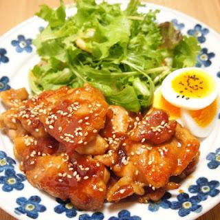 <Children's Favorite> Orange Honey Chicken