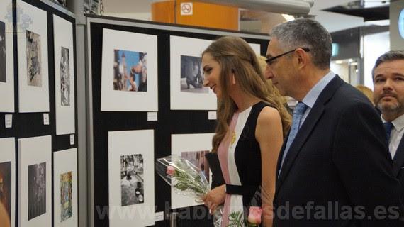 Inauguración del LVII Concurso de Fotografía y entrega de premios.